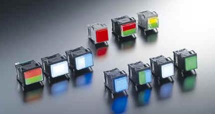EH形照光式押しボタンスイッチ
